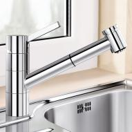 küchenarmaturen für die vorfenstermontage bei reuter - Armatur Küche Ausziehbar