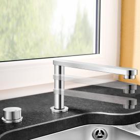 Blanco Eloscope-F II Einhebelmischer, Ausladung 242 mm, für Vorfenstermontage