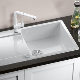 Blanco Idento XL 6 S Spüle kristallweiß glanz
