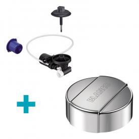 Blanco InFino Nachrüst-Set für InFino-Ablaufsystem, mit Comfort Drehknopf-Ablauffernbedienung