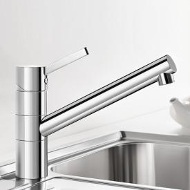 Blanco Tivo Einhebelmischer, Ausladung 215 mm, Auslauf 360° schwenkbar chrom