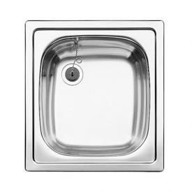 Blanco Top Spüle EE 4 x 4 B: 43,5 T: 47 cm