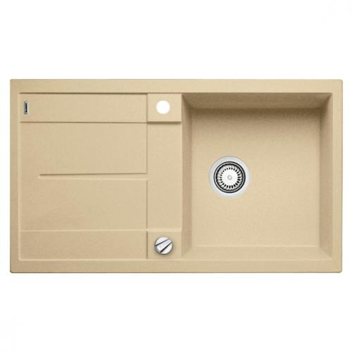 blanco metra 5 s sp le becken silgranit puradur ii champagner 513935 reuter. Black Bedroom Furniture Sets. Home Design Ideas