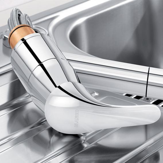 Blanco Daras-S-F Einhebelmischer, für Vorfenstermontage