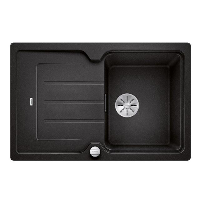 Blanco Classic Neo 45 S drehbare Spüle schwarz