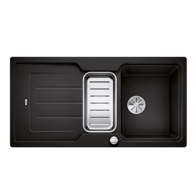 Blanco Classic Neo 6 S drehbare Spüle schwarz