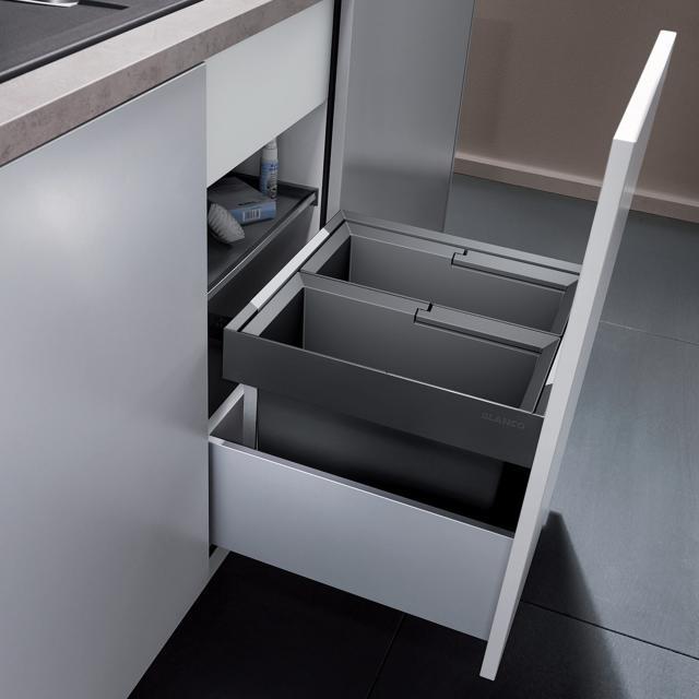 Blanco Flexon II Abfallsystem für 45 cm Unterschrank