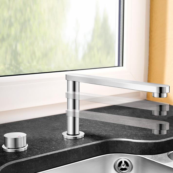 Blanco Wasserhahn Ersatzteile Blanco Elipso S F Chrom Wasserhahn Kuche  Armatur Blanco Blancoorion With Blanco Elipso Ersatzteile.