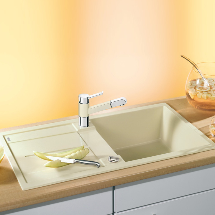 blanco metra 5 s sp le becken silgranit puradur ii. Black Bedroom Furniture Sets. Home Design Ideas