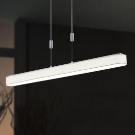 B-LEUCHTEN MONTREAL LED RGBW Pendelleuchte mit Dimmer