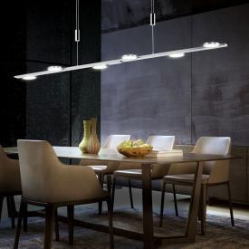 B-LEUCHTEN YORK LED Pendelleuchte mit Dimmer
