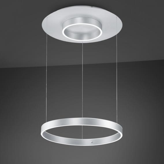 B-LEUCHTEN DELTA LED Pendelleuchte mit Dimmer