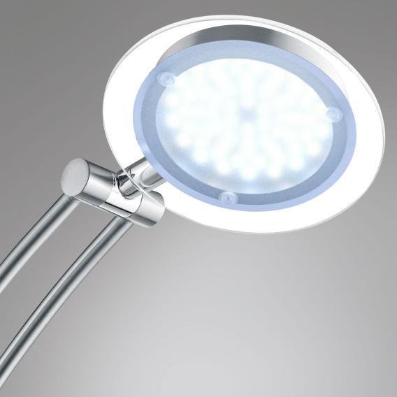 B-LEUCHTEN HONEY LED Stehleuchte mit Dimmer und CCT