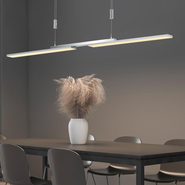 B-LEUCHTEN LESS LED Pendelleuchte mit Dimmer