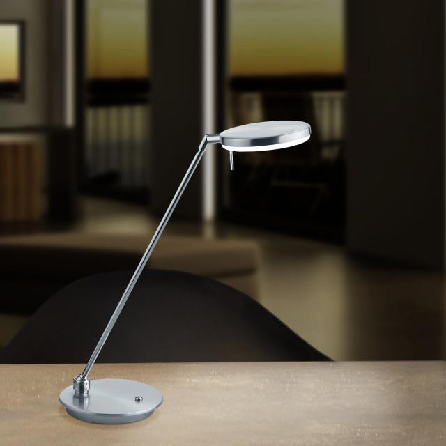 B-LEUCHTEN OMEGA LED Tischleuchte mit Dimmer