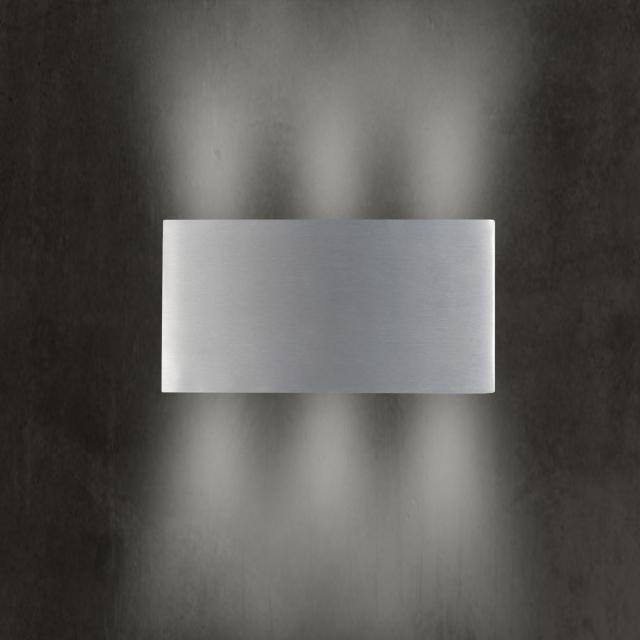 B-LEUCHTEN STREAM LED Wandleuchte 6-flammig