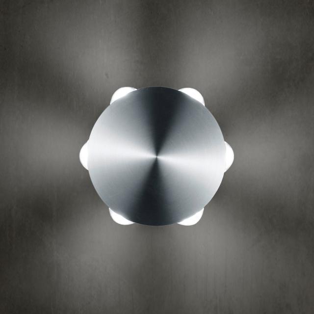 B-LEUCHTEN STREAM LED Wandleuchte, rund