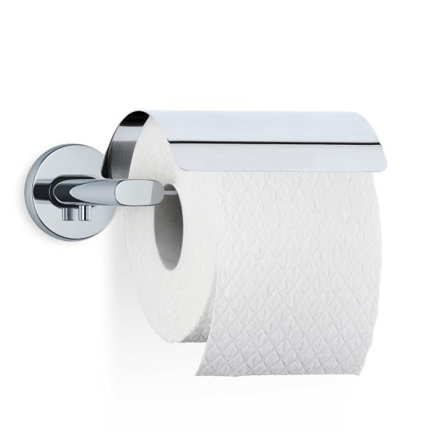 Blomus AREO WC-Rollenhalter mit Deckel edelstahl poliert