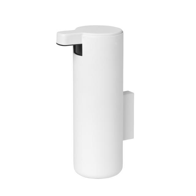 Blomus MODO Seifenspender mit Wandhalterung weiß matt