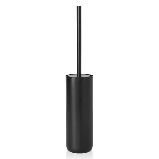 Blomus MODO WC-Bürstengarnitur schwarz matt