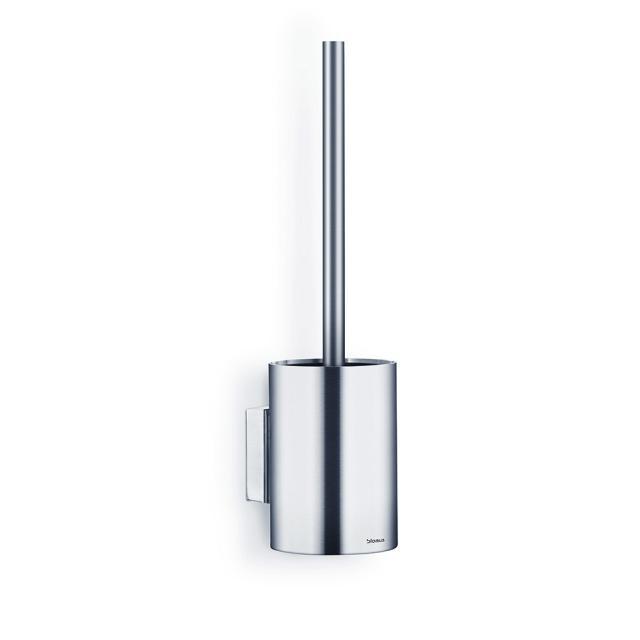 Blomus NEXIO WC-Bürstengarnitur mit Wandhalterung edelstahl gebürstet