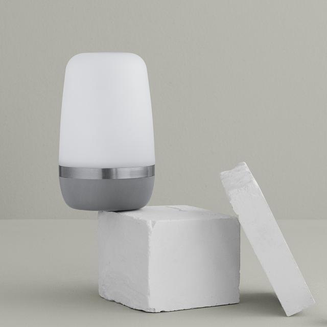Blomus SPIRIT USB LED Tischleuchte mit Dimmer