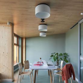 B.lux Aspen C40 LED Deckenleuchte