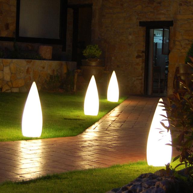 B.lux Kanpazar A LED Stehleuchte
