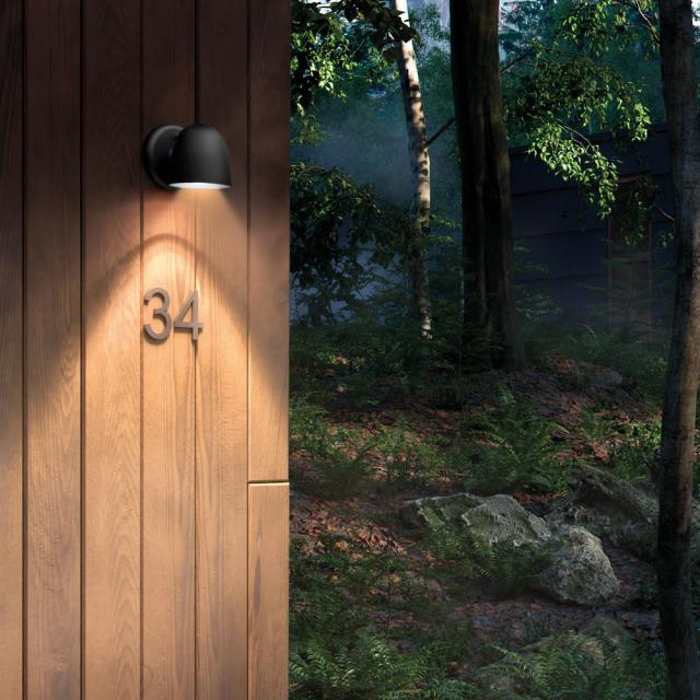 B.lux Speers Outdoor LED Wandleuchte