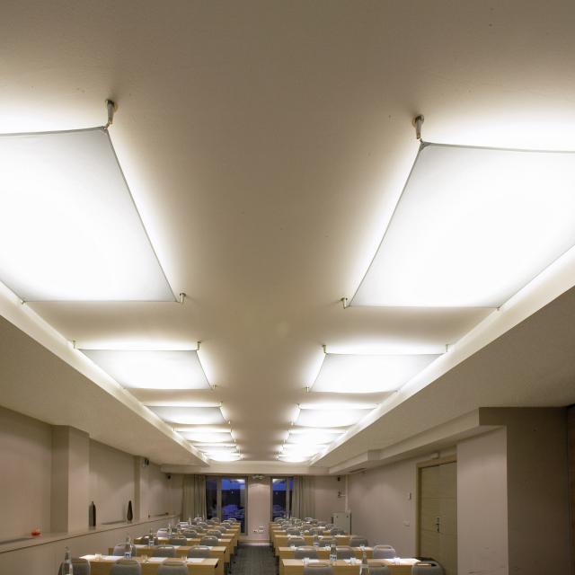 B.lux Veroca 3 LED Deckenleuchte