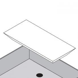 Boffi A45 WLAQAV01 Abdeckplatte für Ablauf aus Massivholz
