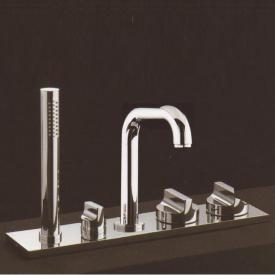 Boffi Liquid RGSL08 Wannenrandarmatur mit Handdusche