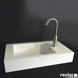 Boffi SOAP 2 WRSPAC01S Blockwaschbecken für Waschtischplatte