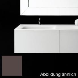 Boffi Soho BWRPJ090SH Waschtischunterschrank für Einbauwaschtisch mit Schublade kaffee