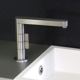 Boffi W1 REFA02 Zweigriffmischer für Waschbecken ohne Ablaufgarnitur