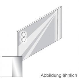 Boffi WK6 Lichtspiegel mit LED-Lichtleiste weiß matt
