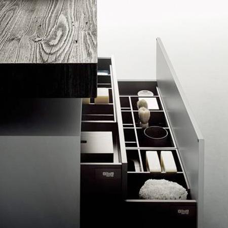 boffi flyer h nge unterschrank mit schublade innenschublade bncpu060fl 048 reuter. Black Bedroom Furniture Sets. Home Design Ideas