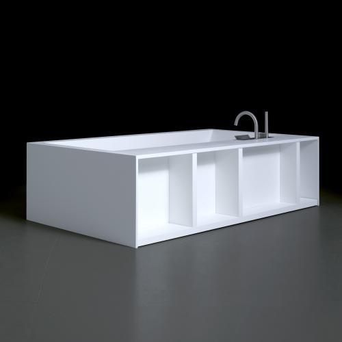 boffi swim qawssg01 badewanne aus glasfaser typ a - qawssg01   reuter - Boffi Küchen Preise