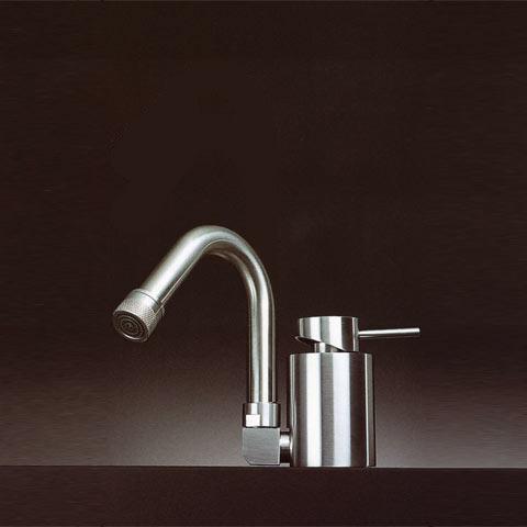 Boffi MINIMAL REDM02 Einhebelmischer für Waschbecken und Bidet ohne Ablaufgarnitur