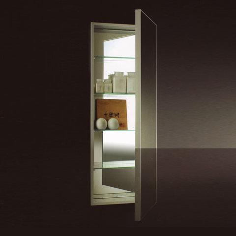 Boffi square osac einbau spiegelschrank mit 1 t r osac06 for Einbau spiegelschrank