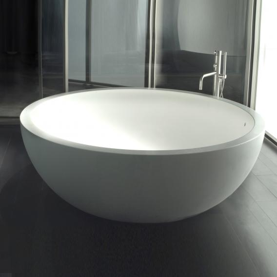 Boffi TEVERE Freistehende Oval-Badewanne
