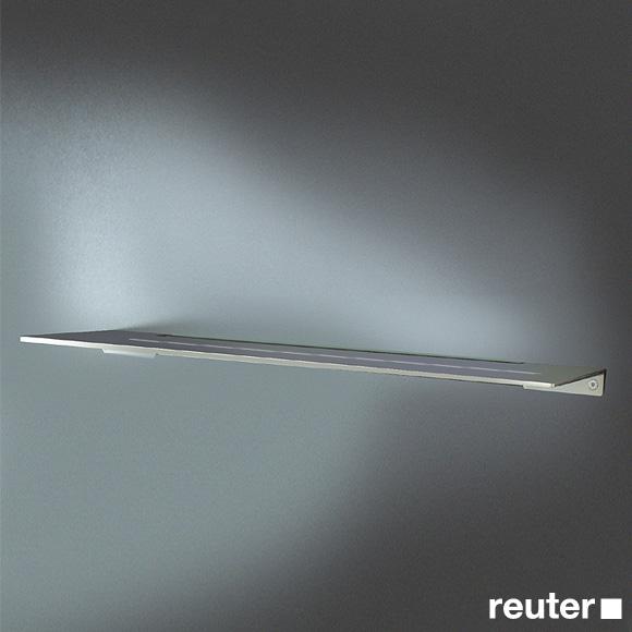 Boffi Blade Ablage edelstahl satiniert