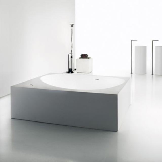 Boffi TERRA Freistehende Rechteck-Badewanne ohne Armatur