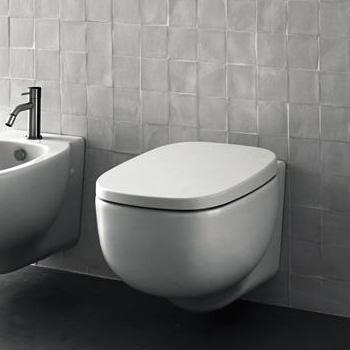 Boffi XY Wand-Tiefspül-WC weiß matt