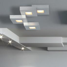 BOPP Cubus LED Deckenleuchte 4-flammig