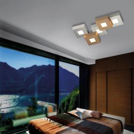 BOPP Cubus LED Deckenleuchte 5-flammig