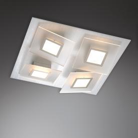 BOPP Frame LED Deckenleuchte/Deckenspot 4-flammig, quadratisch