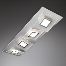 BOPP Frame LED Deckenleuchte/Deckenspot 4-flammig, länglich