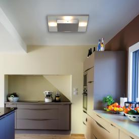 BOPP Slight LED Deckenleuchte, quadratisch