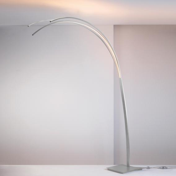BOPP Bow LED Stehleuchte mit Dimmer